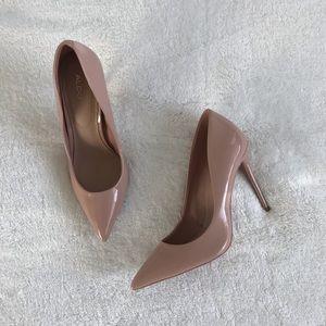 Aldo Rose Blush Classic Pointed Toe Pump Heels